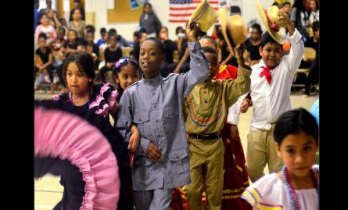 Hundreds attend Ashley Academy's Global Celebration
