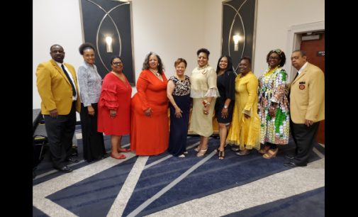 Beta Lambda Chapter represented during the79th Eastern Regional Conference