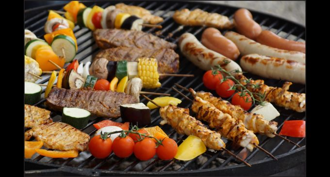 Where there's a grill, there's a way
