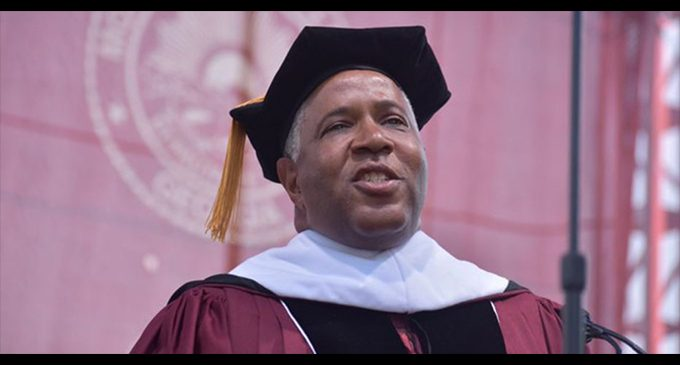 Guest Editorial: Black billionaire pays off student loan debt