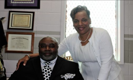 Church anniversary celebrates pastor and congregation