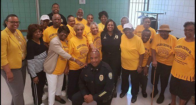 14th Street Golden Senior Club offers interesting programs