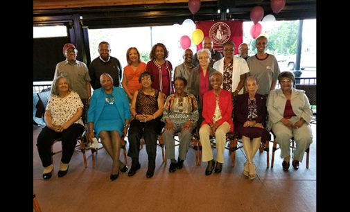 "N.C. Central University Alumni Association celebrates ""Golden"" Eagles"