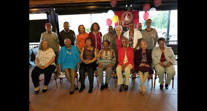 """N.C. Central University Alumni Association celebrates """"Golden"""" Eagles"""