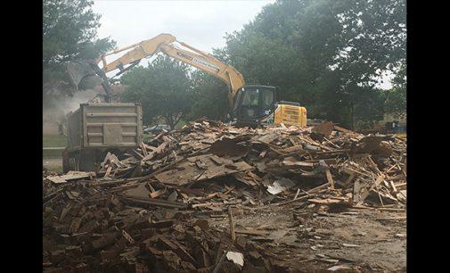 Demolition of apartment building re-ignites talk of gentrification
