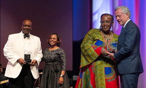 McCaskill, Jones named Man & Woman of the Year