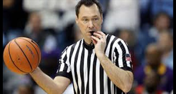 Sports Column: Refs are not exempt