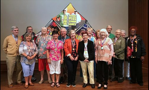 Piedmont Plus Senior Games/SilverArts announces medal winners