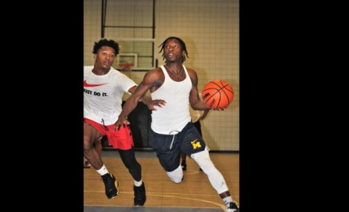 Local college team seeks to make a name for itself on the court