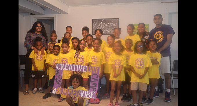Local teacher starts summer camp to spark kids' creativity