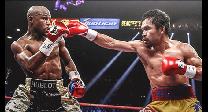 Do we really need another Pacquiao versus Mayweather fight?