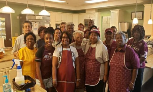 NCCU Day of Service supports SECU  Family House