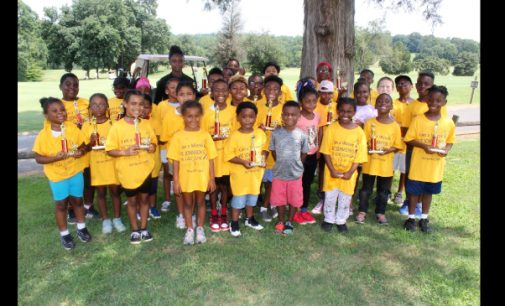 Golf camp brings game to youth