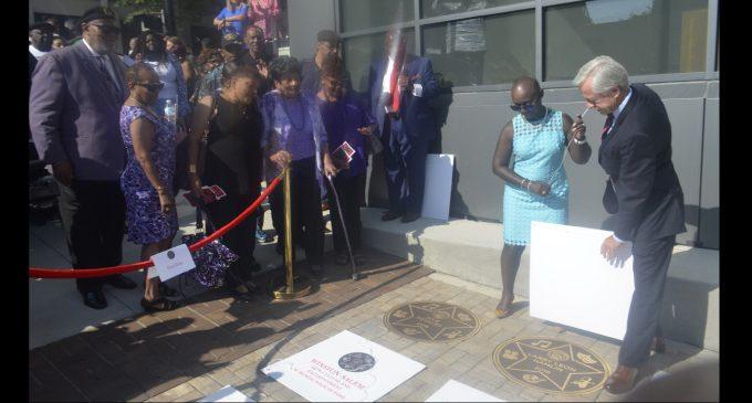 Winston-Salem Walk of Fame unveiled ahead of NBTF
