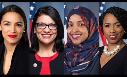 Trump levels racist attack on Congresswomen of color in latest social media rant