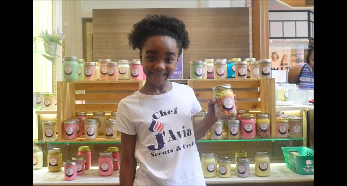Chef J'Avia Scents opens two new locations