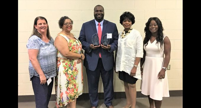 Forsyth County Social Services recognized with two Best Practice awards