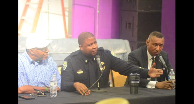 NBTF's 'Man Talk' gives young men a chance to open up