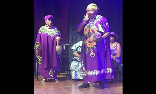 N.C. Black Storytellers enchant the audience at the National Black Theatre Festival