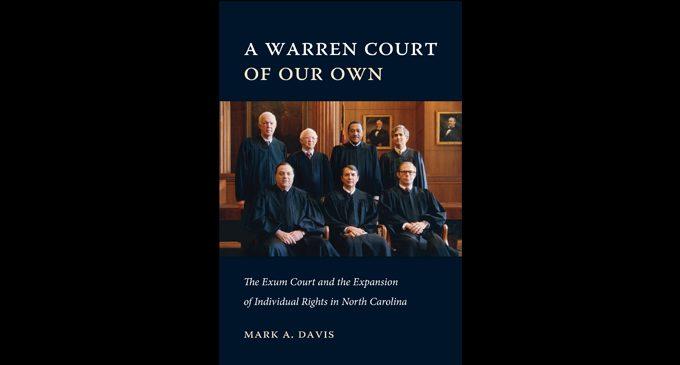 Supreme Court judge adds author to list of accomplishments