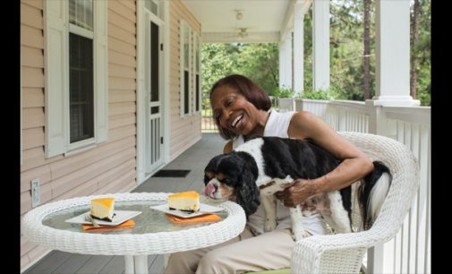 Chef Belinda Smith-Sullivan 'flying high' with the release of her first cookbook