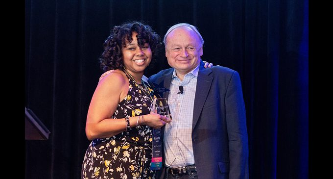 Forsyth County Public Health nurse honored with national award