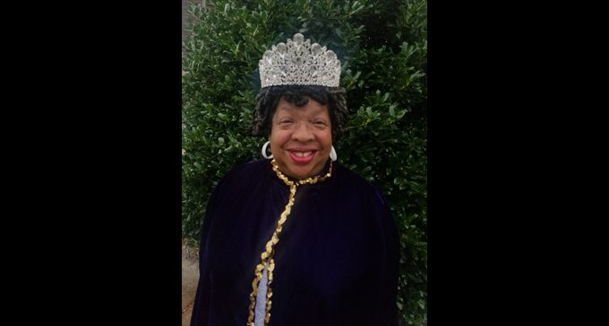 30th District Prince Hall Order of the Eastern Star crowns queen