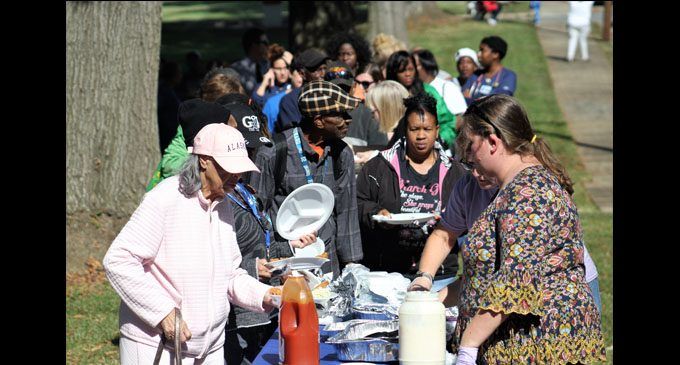 Highland Avenue Block Party was a big hit for the community