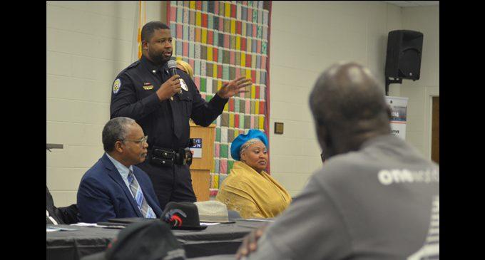 I.C.A.R.E. holds forum on gun violence