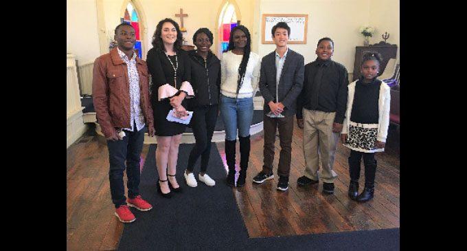 Lloyd Presbyterian Church announces essay contest winners