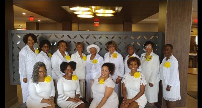 National induction hosted by National Women of Achievement, Inc. Winston Salem Chapter