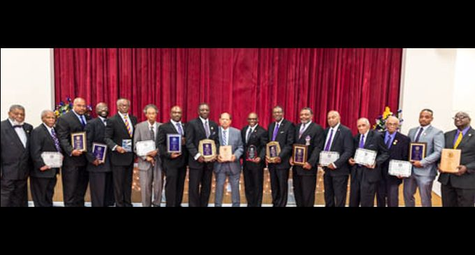 Fraternity celebrates  International Achievement Week
