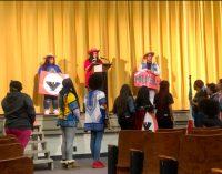 Theatre Arts students of Carver High School present social justice drama