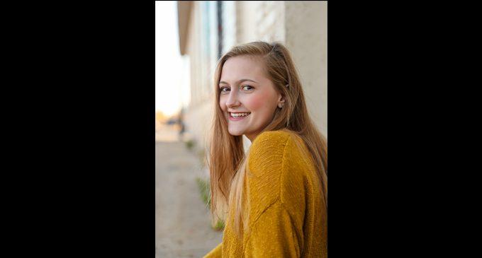 Chloe Baker earns Gold Award, Girl Scouts' highest honor
