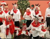 Sharps & Flats Christmas  concert is a show-stopper