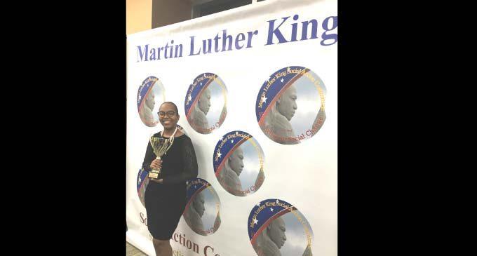 Atkins High School senior wins $2,500 scholarship