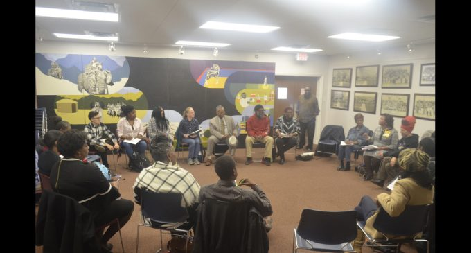 Organizers' Circle gives public a space to discuss issues