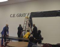 Mt. Olive renames fellowship hall to honor longtime pastor