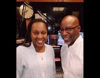 Dr. Melicia Whitt-Glover teams up with Busta Brown to host a health-related radio show