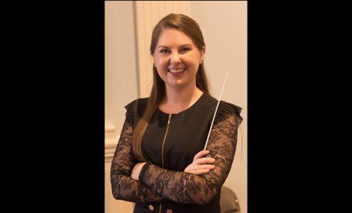 The Winston-Salem Symphonyappointsnew assistant conductor