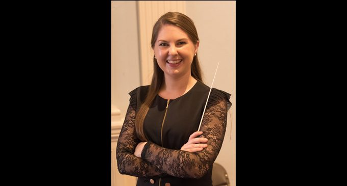 The Winston-Salem Symphony appoints new  assistant conductor
