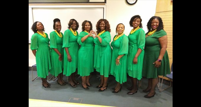 Chi Chi Chapter, Eta Phi Sorority, accepts new members