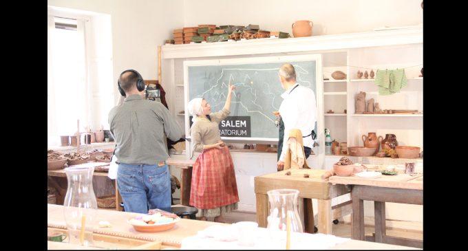 Old Salem launches Exploratorium, an online field trip for students