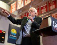 Sanders rallies voters at WSSU