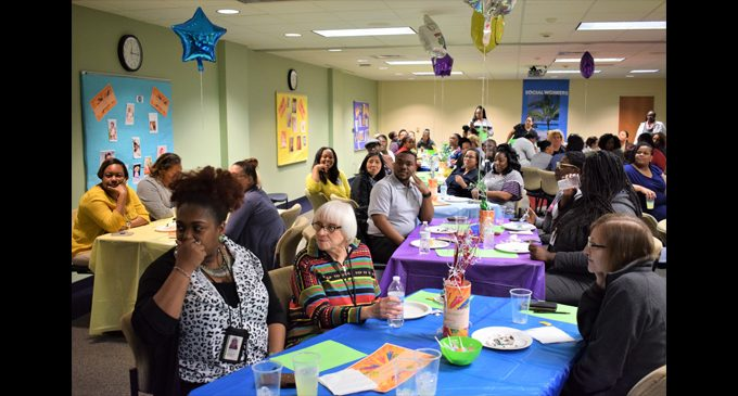 Social Services celebrates  Social Work Month