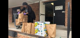 Local nonprofits adapting to provide  services without senior volunteers