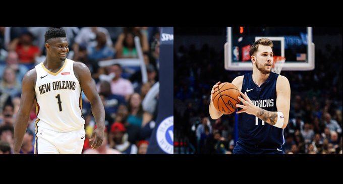 Zion or Luka, who you got?