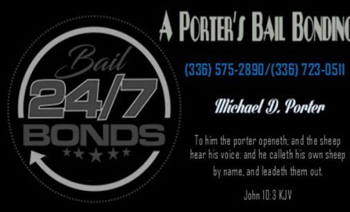 A Porter's Bail Bonding