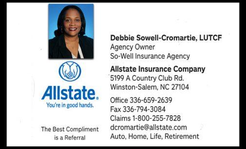 Allstate Debbie Sowell-Cromartie