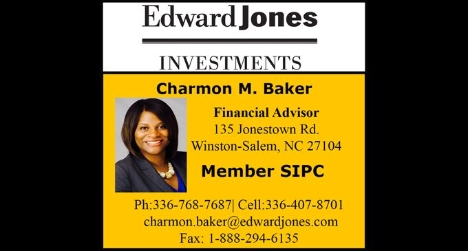 Edward Jones Investments Charmon M. Baker
